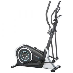 Skandika Fitness Cardiocross Pegasos Crosstrainer, Schwarz, L