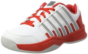 K-Swiss Performance Unisex-Kinder Court Impact Ltr Carpet Tennisschuhe