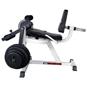 TrainHard HomePro Einzelstation Beinbeuger Beinstrecker
