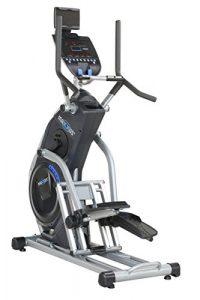 MAXXUS CrossStepper CXS 9.2 – Stepper mit Neigungsverstellung der Laufschienen und beweglichen Handhebeln, Ganzkörpertraining, Muskelaufbau, Cardiotraining, Fitnesstraining