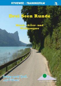 3 Seen Runde – Mond-, Atter- und Wolfgangsee – FitViewer Indoor Video Cycling Österreich