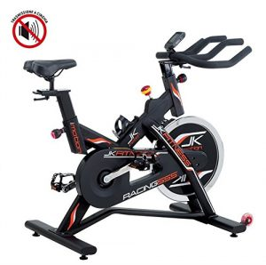 JKFitness Racing 555 Indoor Cycle mit Riemen-Antrieb