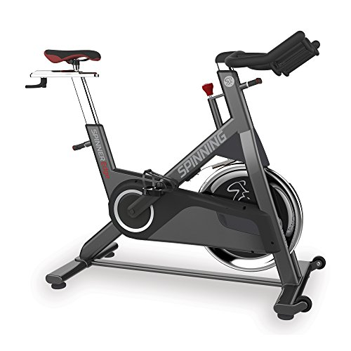 Spinning Bike® Spinner® EDGE, Metallic Silver, 6979, Indoorcycle