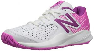 New Balance Damen 696v3 Tennisschuhe