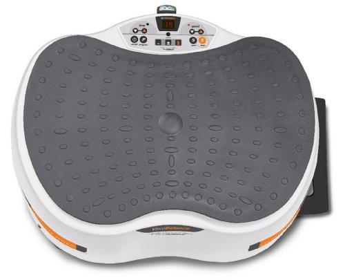 Tecnovita by BH Vibrobalance  Yv12  Vibrationsplatte, Vibrationstrainer, 5 bis 20 Hz, Leistung 200W