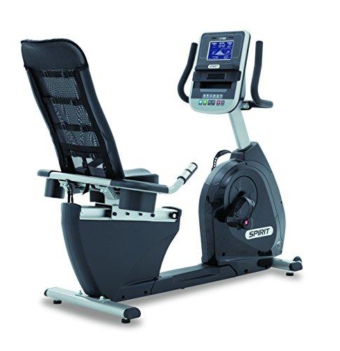 Spirit Profi Ergometer XBR 25 Sitzheimtrainer Liegeheimtrainer Fitness Trimm-Rad