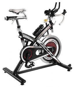 BH Fitness BT AERO H9175T Indoorbike Indoorcycling, schwarz