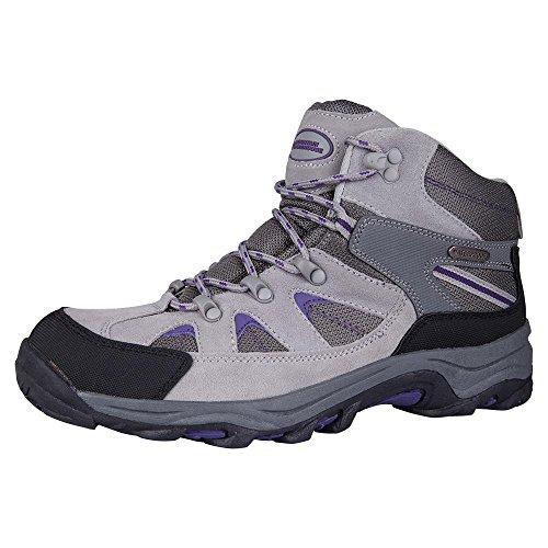 Mountain Warehouse Rapid wasserdichte Damenstiefel Wanderschuhe Wanderstiefel Bergsteifel sportlich bequem leicht Outdoor Wandern Trekking