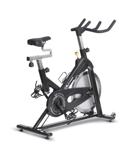 Horizon Fitness Indoor Cycle S3, schwarz/chrom, 100644