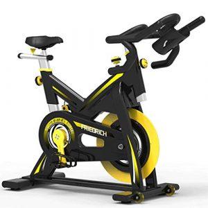 K-Y Indoorcycling Bikes Magnetisches Steuerpedal des Spinnradfahrradhaupttrainingsfahrrades Sports Fahrrad