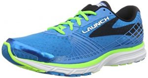 Brooks Herren Launch 3 Laufschuhe, Rot