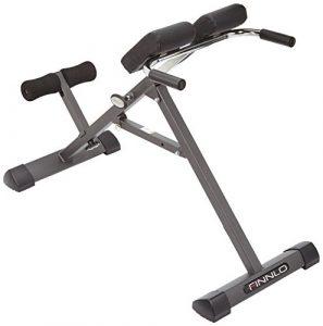 Finnlo Bauch-/Rückentrainer Tricon – Hyperextensionsbank für einen gesunden Rücken