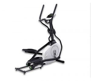 Energetics Crosstrainer Et 620 Power Magnetic – schwarz-silber