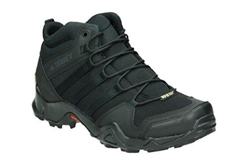 adidas Herren Terrex Ax2r Mid GTX Trekking-& Wanderstiefel, schwarz