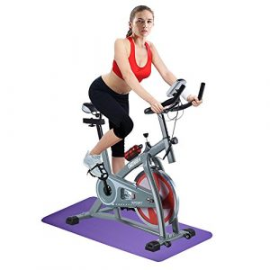 OneTwoFit Indoor Heimtrainer Spin Bike Home Gym Cardio Training Workout OT018G