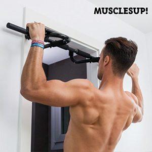 Muscles Up! Pro Klimmzug- und Trainingsstange
