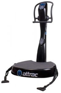 Vibrationsplatte Attrac Black Power 5 Vibration Plate
