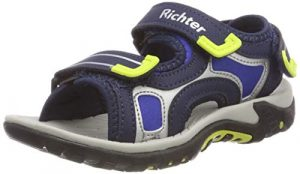Richter Kinderschuhe Jungen Slope Outdoor Sandalen