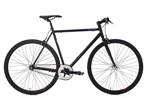 KS Cycling Fixie Fitnessbike 28'' Flip Flop schwarz RH 59 cm Fahrrad