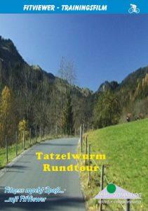 Tatzelwurm Rundtour – FitViewer Indoor Video Cycling Deutschland