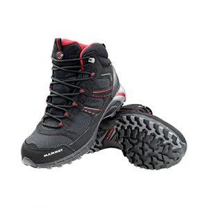 Mammut Herren Trekking- & Wander-Schuhe Fernow Mid GTX® Bergschuhe wasserdicht mit Goretex ®
