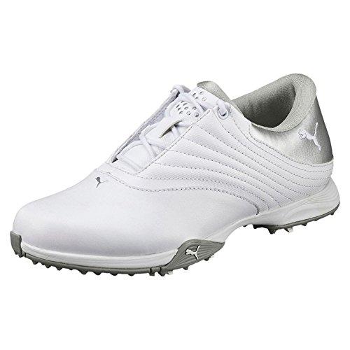 Puma Blaze - White Silver