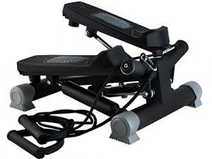 Iso Trade Stepper Twister Sidestepper Drehstepper Computer Fitness Fitnessgerät #3121