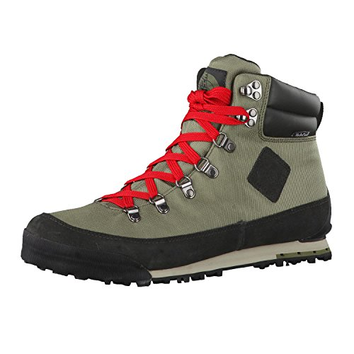 THE NORTH FACE Herren M Back-2-berkeley Nl Trekking-& Wanderhalbschuhe, schwarz
