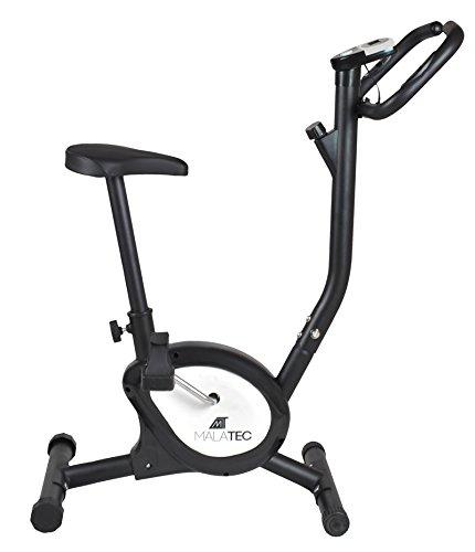 MALATEC Heimtrainer Ergometer Fahrradtrainer Fahrrad Bike Fitness Fitnessbike #2395