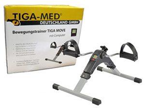 Armtrainer Beintrainer Pedaltrainer Tiga Move Bewegungstrainer mit/ohne Computer Neuware nach Wahl (Tiga Move Bewegungstrainer Digital mit Computer)