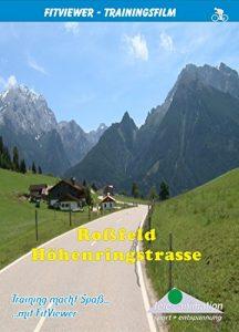 Roßfeld – Höhenringstraße – FitViewer Indoor Video Cycling Deutschland