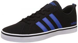 adidas Herren VS Pace Sneaker, Mehrfarbig (Negbas / Blau / Ftwbla), 40 EU