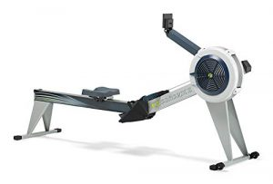 Concept2 Rudergerät Indoor Rower Modell E mit PM5 grau
