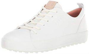 ECCO Damen Soft Golfschuhe Weiß (Blanco 000) 39 EU