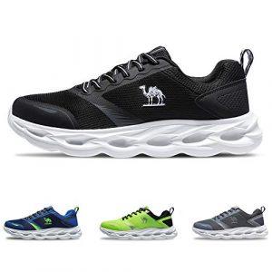 CAMEL CROWN Sportschuhe Herren Freizeit Mode Sneaker Laufschuhe Turnschuhe Leichte Bequeme Running für Männer Jungen Sport Gym Fitnessschuhe