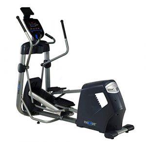 Maxxus Crosstrainer CX 90 PRO – Heimtrainer mit Aktiver Steigungsverstellung In Studioqualität – 32 KG Schwungmasse – Ellipsentrainer Mit 50cm Schrittlänge