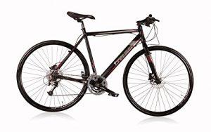 Fitnessbike 28″ Tretwerk Subs 3.0 (2014) Schwarz 53cm, 54cm