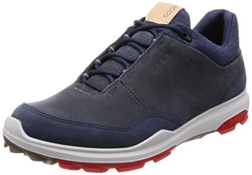 ECCO Herren Biom Hybrid 3 Golfschuhe, Blau (Azul 000), 43 EU
