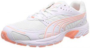 Puma Unisex-Erwachsene Axis Fitnessschuhe, Weiß White-Bright Peach, 37 EU