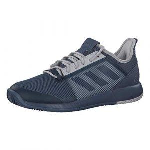 adidas Herren Tennisschuhe Defiant Bounce 2 tech Ink/tech Ink/LGH solid Grey 40 2/3