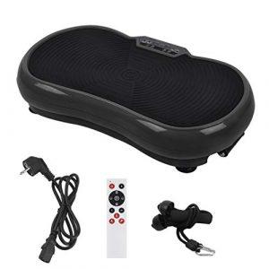 SWEEPID Profi 3D Vibrationsplatte Körper 200W Vibrationstrainer Fitness Ganzkörper Trainingsgerät