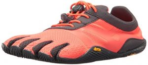 Vibram FiveFingers 17W0701 KSO Evo, Outdoor Fitnessschuhe Damen, Orange (Fire Coral/Grey), 39 EU