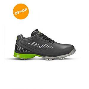 Callaway 38M535GRY12018, Herren Golfschuhe grau grau (Grey/Black/Green) 46 EU