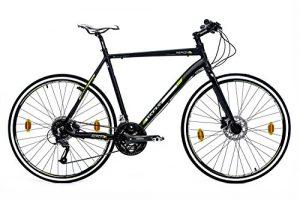 tretwerk DIREKT gute Räder Aeron 2.0 28 Zoll Crossbike, Herren-Fahrrad 24 Gang Kettenschaltung, XL