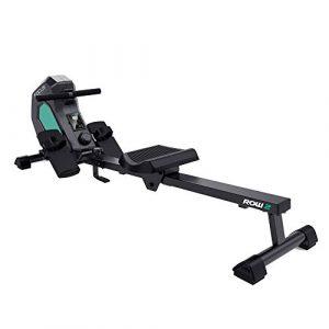 Focus Fitness Rudergeräte Row 2 – Klapbarr – 8 Widerstandsniveaus – 7 KG Schwungrad – Ruderzugmaschine