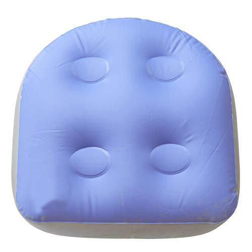 TENGGO PVC Booster Seat Hot Tub Spa Spas Kissen Aufblasbar Ideal Für Erwachsene Oder Kinder
