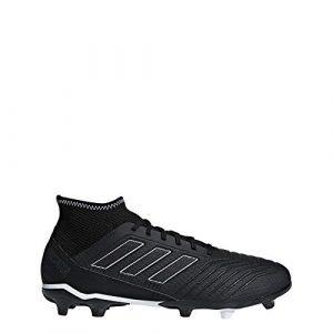 adidas Herren Predator 18.3 Fg Fußballschuhe, Schwarz (Negbás/Ftwbla 000), 44 EU