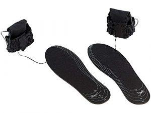 Beheizbare SchuhEinlagen Schuhwärmer Heizung für Schuhe Beheizte Einlegesohlen