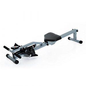 Rudergerät von Homcom, Cardio-Gerät, Training, Fitness, Heimtraining.