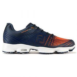 Footjoy Herren Hyperflex II Golfschuhe (blau/orange) 42.5 EU